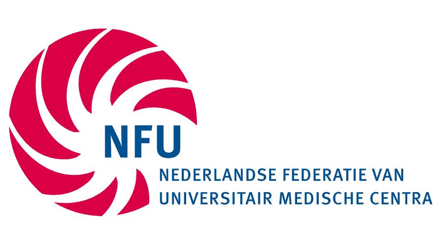 nfu-nederlandse-federatie-van-universitair-medische-centra-logo-vector